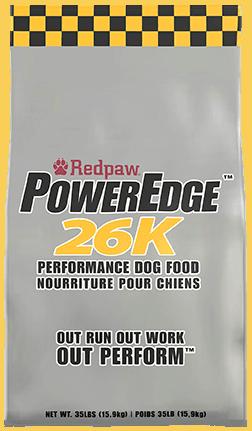 Redpaw PowerEdge 32K